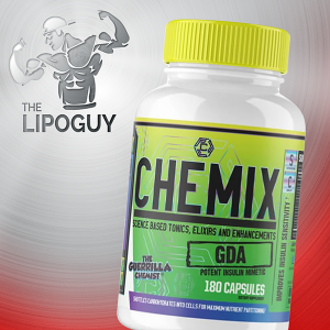 Chemix GDA Glucose Disposal Agent thelipoguy