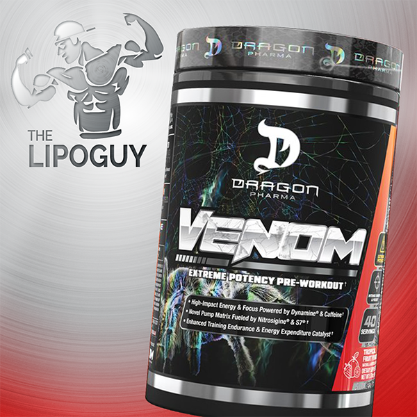 Venom Dragon Pharma Thelipoguy