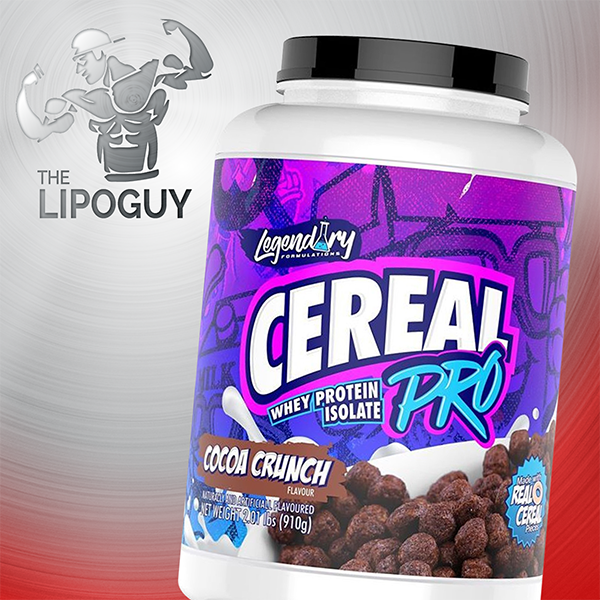 legendary Formulations - Cereal Pro protein thelipoguy