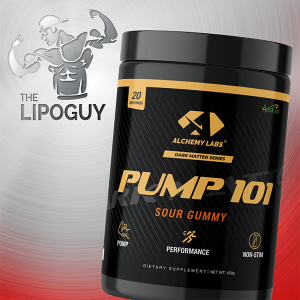 Alchemy Labs pump101 thelipoguy