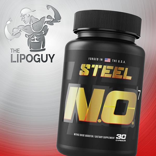 Steel_N.O.7 NO7 steel supplements thelipoguy