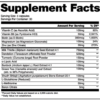 liver elixir alchemy labs supplement facts thelipoguy