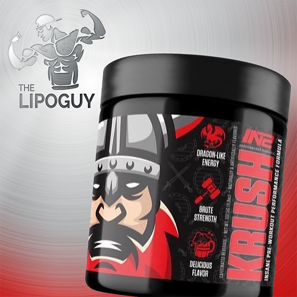IN2 Krush Preworkout thelipoguy