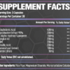 TLG Anabolic Recomp Ingredients