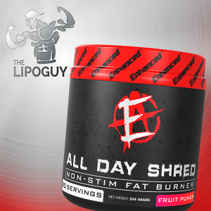 enhanced athlete all day shred
