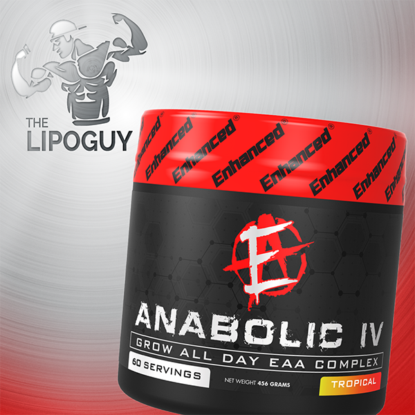 Enhanced Athlete Anabolic IV eaa muscle building thelipoguy