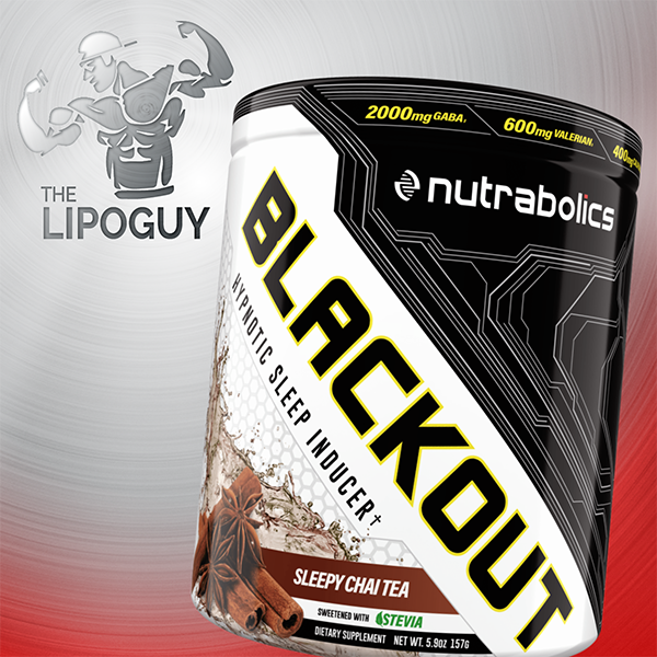 Blackout nutrabolics