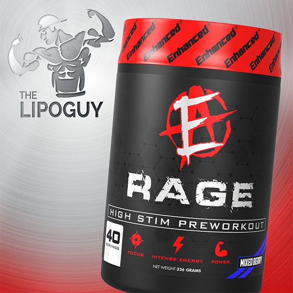 Enhanced Athlete Rage Stim preworkout