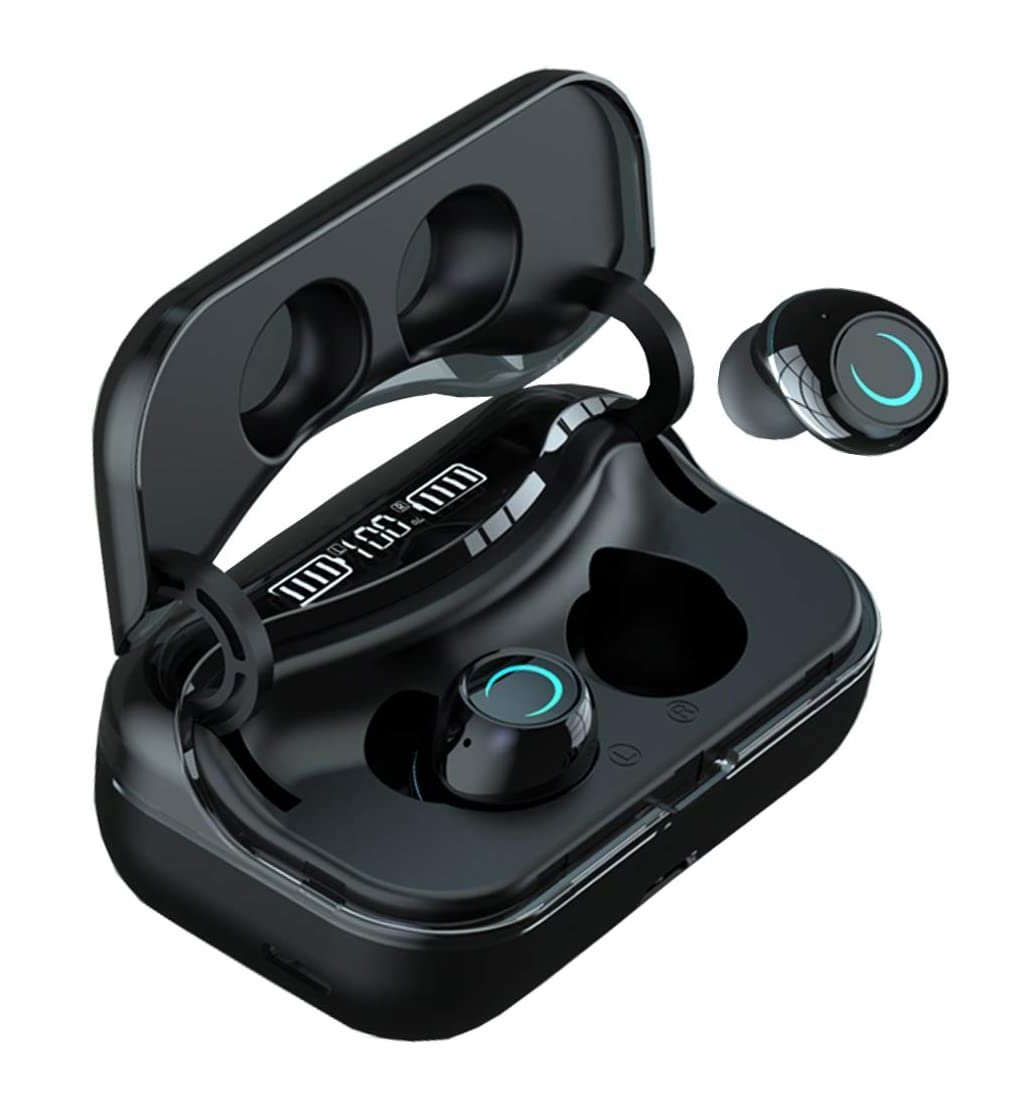 Luisport Bluetooth Headphones Earphones,Wireless Earbuds Earphones Headphones