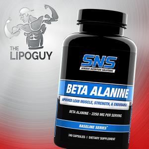 SNS Beta Alanine thelipoguy