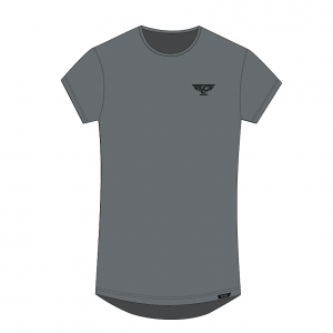 TLG Active TLG Mens Signature Training Tee - Grey