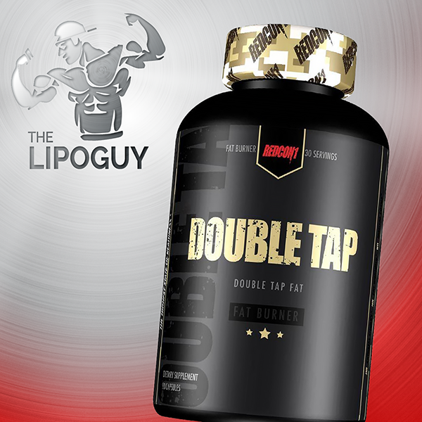 Double Tap Redcon1 thermogenic fat burner