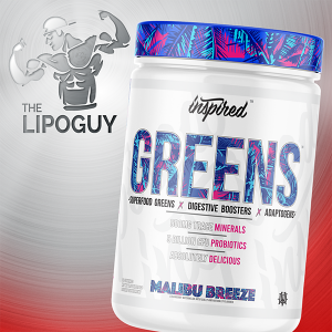 Greens inspired nutra superfood thelipoguy
