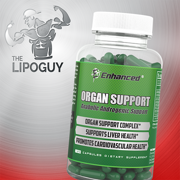 Enhanced Athlete Organ Support thelipoguy