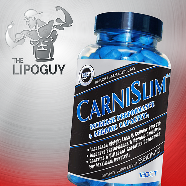 CarniSlim hi tech pharma thelipoguy