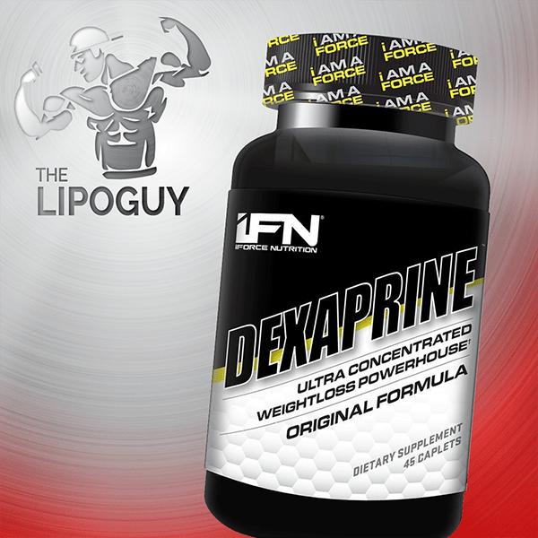 Dexaprine XR thelipoguy fat burner