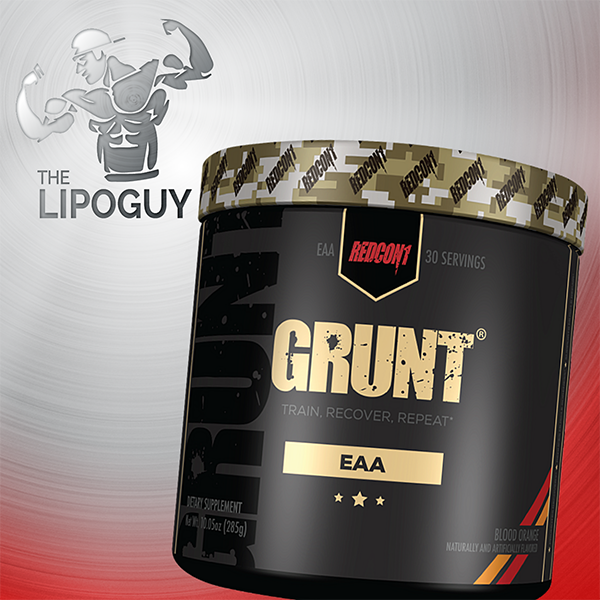 Redcon1 Grunt recovery thelipoguy