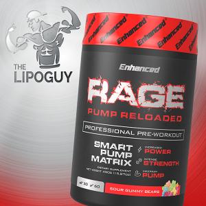 enhanced athlete rage pump reloaded