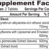 APS Nutrition Arimigen estrogen blocking thelipoguy