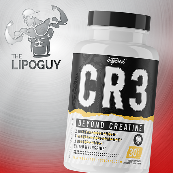 Inspired Nutra CR3 beyond creatine thelipoguy