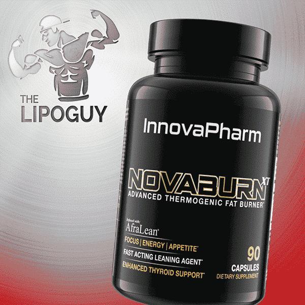 Novaburn innovapharm thermo weight loss thelipoguy