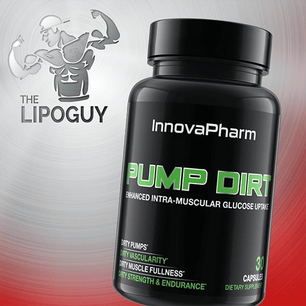 Innovapharm Pump Dirt thelipoguy preworkout