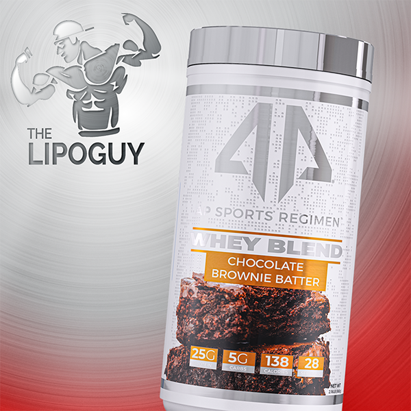 Whey_Blend ap sports regimen protein thelipoguy
