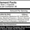 innovapharm novaburn ingredients thelipoguy weight loss fat burner