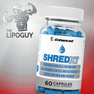 enhanced athlete shred xt diuretic thelipoguy