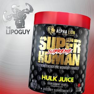 SuperHuman_Supreme alpha lion australia thelipoguy