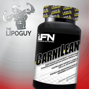 CarniLean iForce carntine stim free fat burner