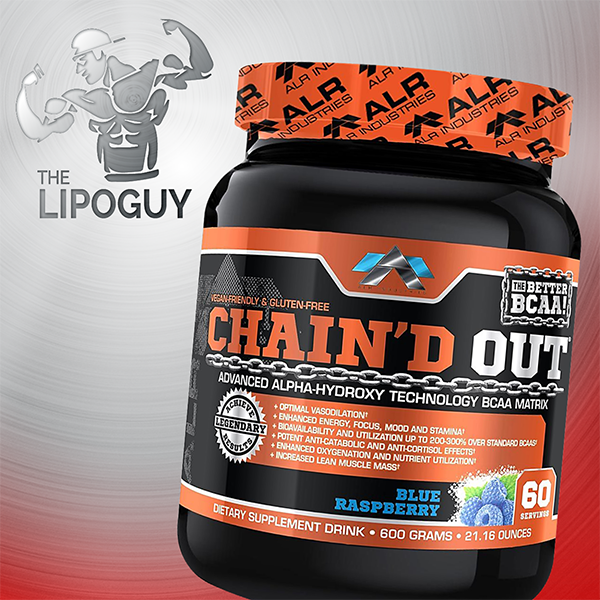 Chain'd_Out ALR industries BCAA laxogenin thelipoguy